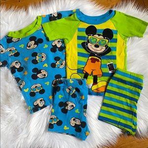 Mickey Mouse 💙 Pajama Set